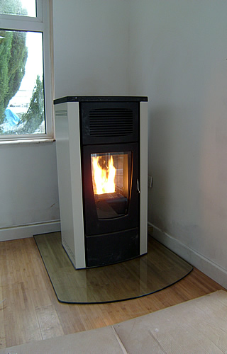 Wood Pellet Stoves Renewable Biomass Heating