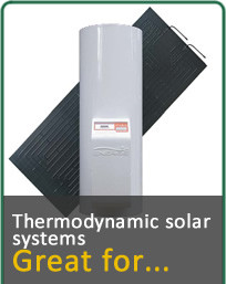 Thermodynamic Solar Systems, Great for...